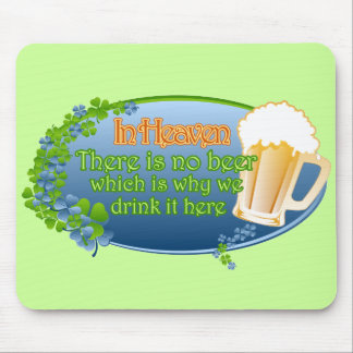 May You Be In Heaven (Ver 1) Mouse Pad