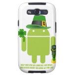 May You Live As Long As You Want Irish Android Samsung Galaxy SIII Covers