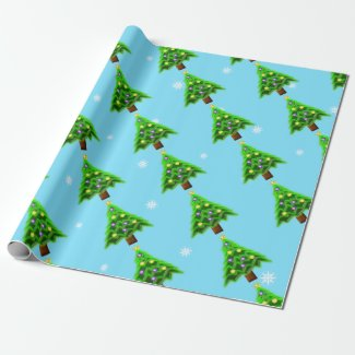 May your Christmas be filled with Joy! Wrapping Paper