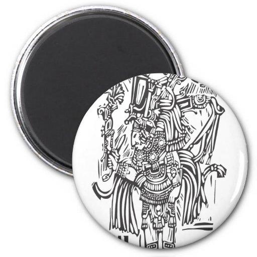 Maya alto imanes