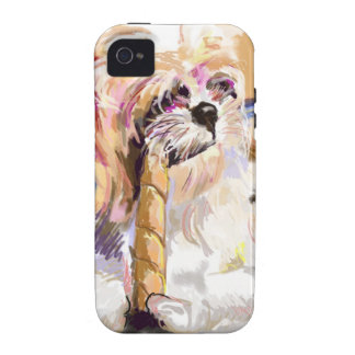 Maya and her boney iPhone 4/4S cases