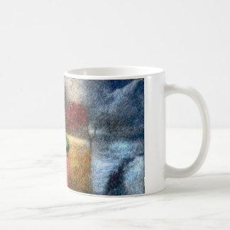 Maya and the seasons coffee mug