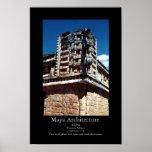Maya Architecture- Xla-Pak Poster