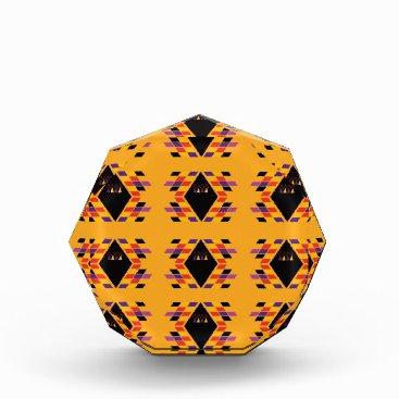 Aztec Themed Maya / Aztec handdrawn  Folk Summer vintage patter Award