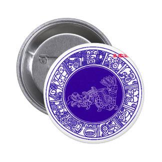 MAYA AZTECA OTOMI SNEAK CUSTOMIZABLE PRODUCTS PIN