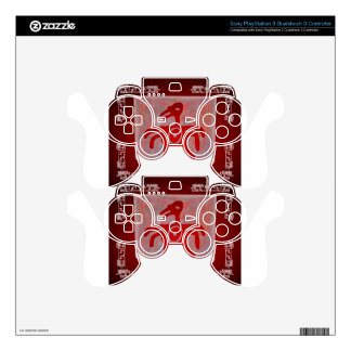 MAYA BIRD RED CUSTOMIZABLE PRODUCTS PS3 CONTROLLER DECAL