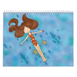Maya Devi Calander Calendario