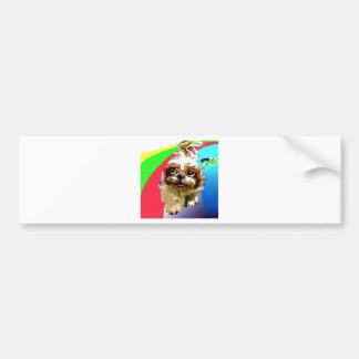 Maya icon for iphone/ipad bumper sticker