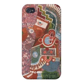 Maya indian iPhone Case iPhone 4/4S Case