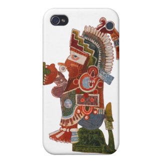 Maya indian with beer! iPhone 4/4S covers