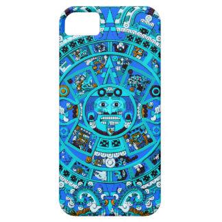 Maya Mayan Aztec Prophetic Symbol iPhone 5 Covers
