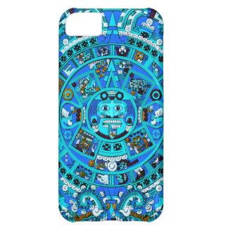Maya Mayan Aztec Prophetic Symbol iPhone 5C Covers