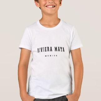 Maya México de Riviera Camisas