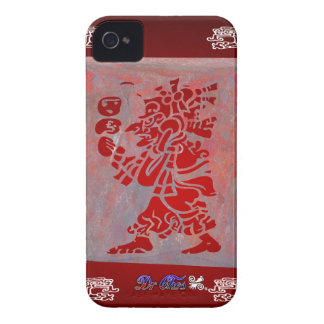 MAYA MISTICO RED CUSTOMIZABLE PRODUCTS iPhone 4 COVER