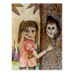 Maya Postcard