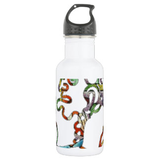 MAYA SACERDOTE PICACOLOR CUSTOMIZABLE STAINLESS STEEL WATER BOTTLE
