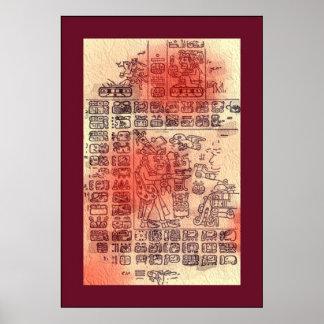 Maya Wall Art Posters