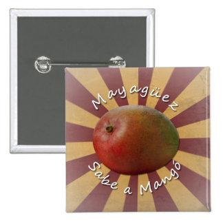 Mayagüez - Sabe a Mango Buttons