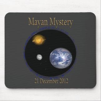 Mayan 2012 mouse pad