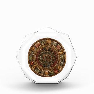 Mayan and Aztec Calendar (Multiple Products) Acrylic Award