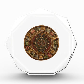 Mayan and Aztec Calendar (Multiple Products) Acrylic Award