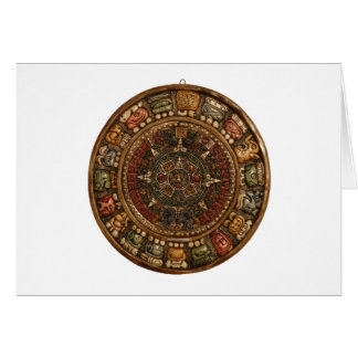 Mayan and Aztec Calendar (Multiple Products) Cards