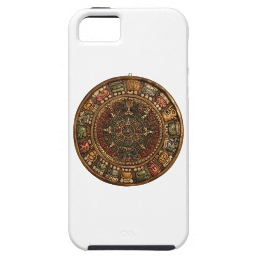 Mayan and Aztec Calendar (Multiple Products) iPhone 5 Cover