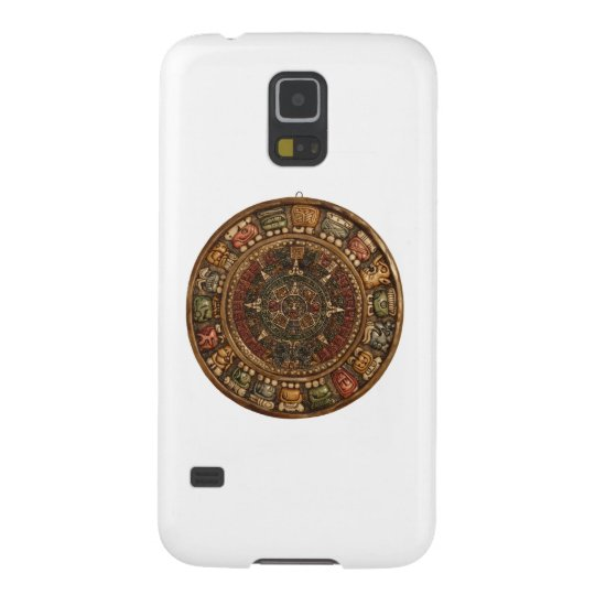 Mayan and Aztec Calendar (Multiple Products) Case For Galaxy S5