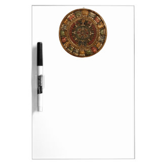 Mayan and Aztec Calendar (Multiple Products) Dry Erase Whiteboards