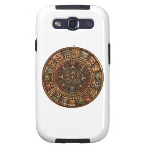 Mayan and Aztec Calendar (Multiple Products) Galaxy SIII Cover