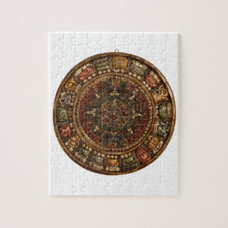 Mayan and Aztec Calendar (Multiple Products) Jigsaw Puzzle