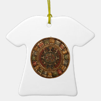 Mayan and Aztec Calendar (Multiple Products) Ornament
