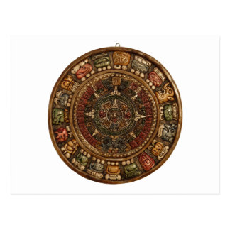 Mayan and Aztec Calendar Multiple Products Postcard