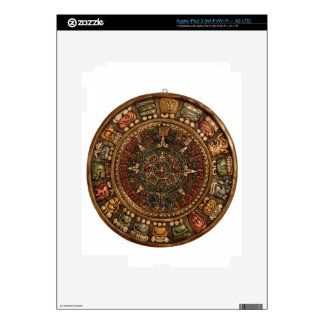 Mayan and Aztec Calendar (Multiple Products) Skins For iPad 3