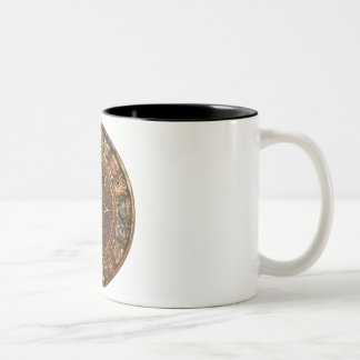 Mayan and Aztec Calendar (Multiple Products) Two-Tone Coffee Mug