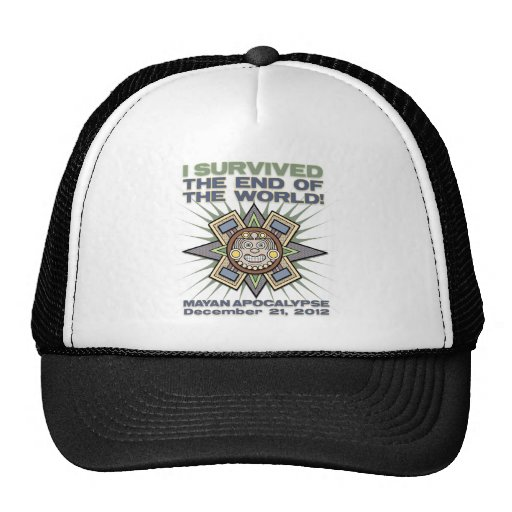 Mayan Apocalypse Apparel Hat