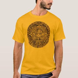 Mayan Apocalypse Calendar 2012 Long form T-Shirt