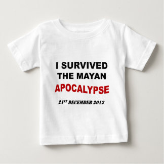 Mayan Apocalypse Full Baby T-Shirt