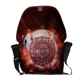 Mayan Armageddon Commuter Bag