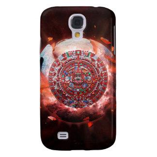 Mayan Armageddon Samsung Galaxy S4 Cover