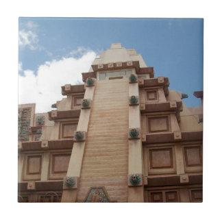Mayan Aztec Ceramic Tile