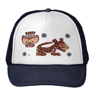 Mayan Baby Jaguar Trucker Hat