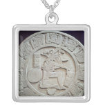 Mayan ball court marker, from Chinkultic Custom Necklace