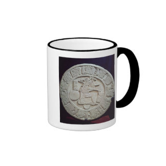 Mayan ball court marker, from Chinkultic Ringer Mug