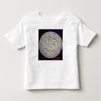 Mayan ball court marker, from Chinkultic Toddler T-shirt