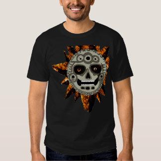 Mayan Black Sun T-shirt