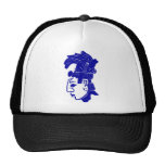 MAYAN BLUE T SHIRT TRUCKER HAT