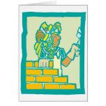 Mayan Bricklayer Cards