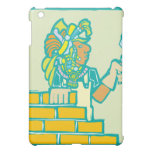 Mayan Bricklayer Cover For The iPad Mini