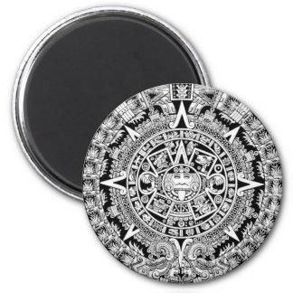 Mayan Calander Fridge Magnet